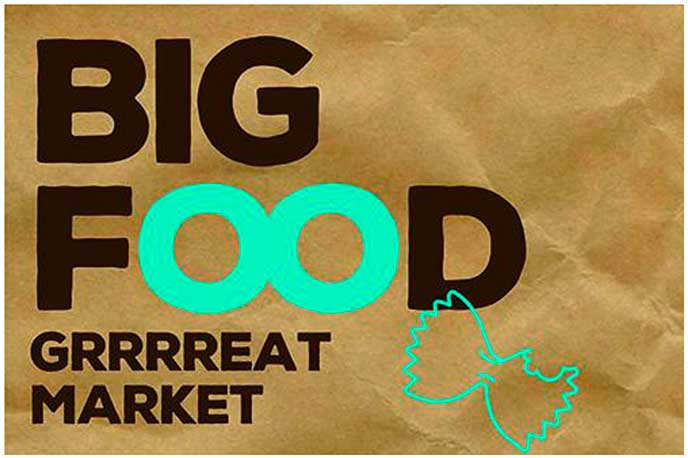Big Food Grrrrreat Market