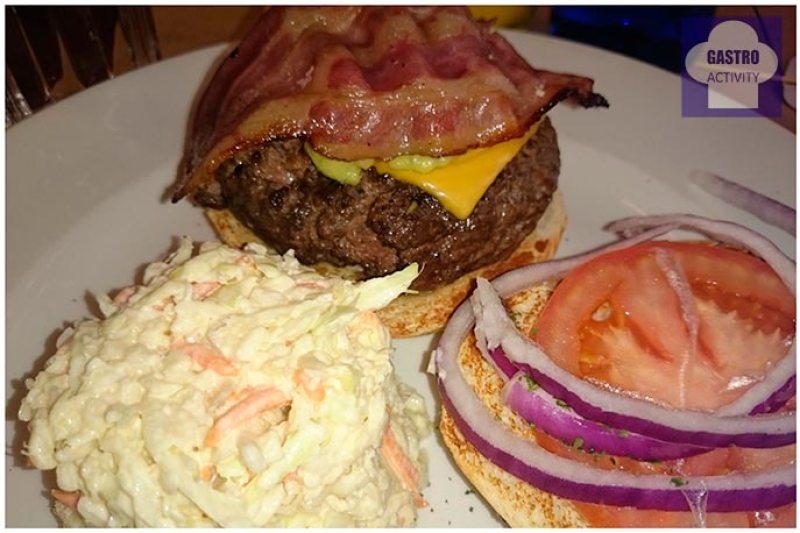 Hamburguesa New York Burger Comer a buen precio en Madrid
