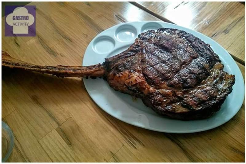 Tomahawk Restaurante La Pilla