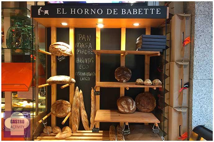 Horno de Babette en Taberna Formentor