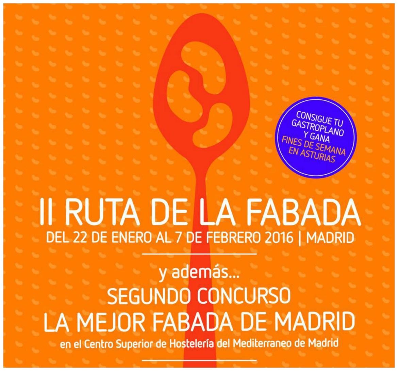 II Ruta de la Fabada Madrid