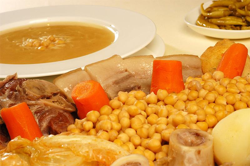 Cocido del Asador Madrileño Ruta del cocido 2016 Madrid