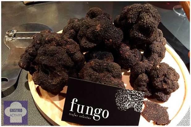 Trufa negra de Fungo Trufas Selectas La Trastienda Tapas Mercado San Anton Trufa negra