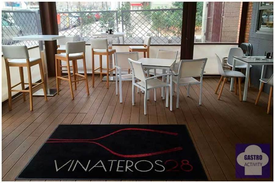 Terraza Restaurante Vinateros 28 Moratalaz Madrid