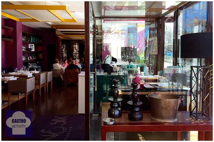 comedor Restaurante Seven & Six