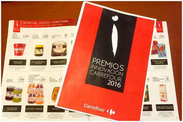 Premios Innovacion Carrefour 2016