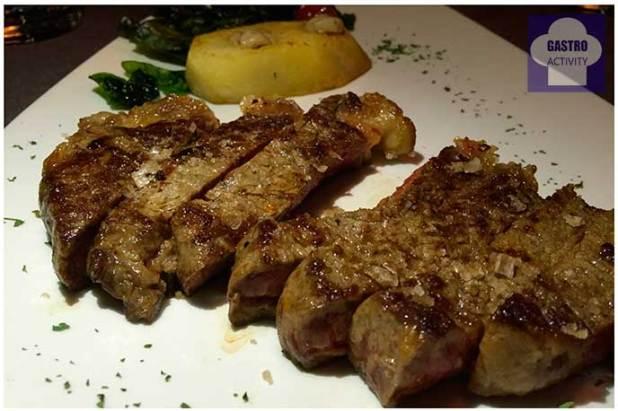 Lomo de Vaca Rubia Gallega Restaurante Los Montes de Galicia