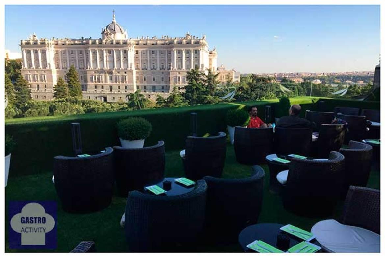 Terraza Jardines de Sabatini Palacio Real 12 terrazas de Madrid en 2016