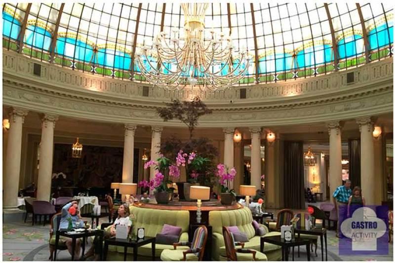 Vermut Zarro Unico Cupula del hotel Palace