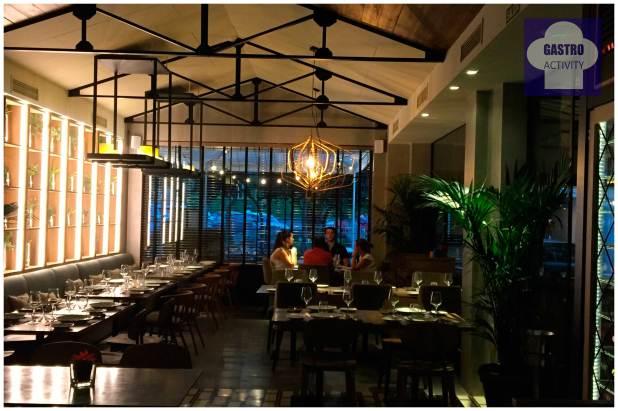 Comedor Restaurante Lavaca Madrid