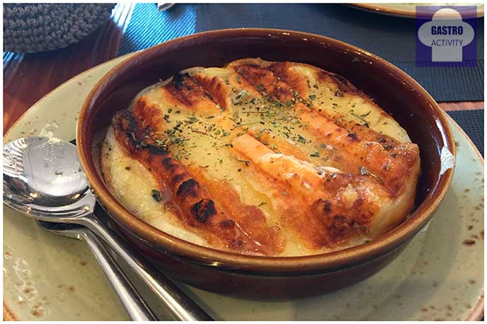 Provoleta La Torino Restaurante La Torino Madrid
