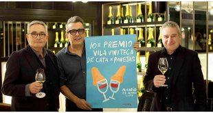 Andreu Buenafuente presenta en BiBo Madrid el cartel del 10º Premio Vila Viniteca de Cata por Parejas