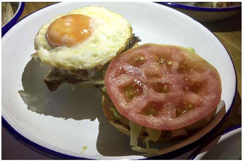 Brunch Burger MEAT Madrid