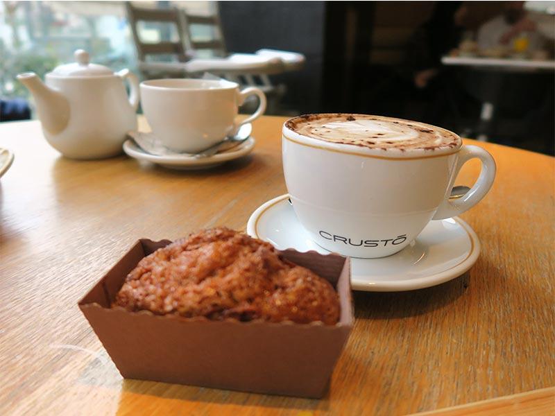 Crusto Brunch cafe y bolleria