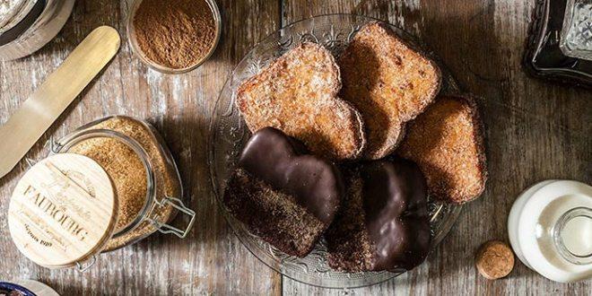 Torrija de chocolate Mama Framboise by Alejandro Montes