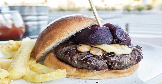 Queen Burger Gourmet, hamburguesas con excelente selección de carnes