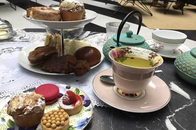 Tea Time Mama Framboise Dia de la Madre 2017