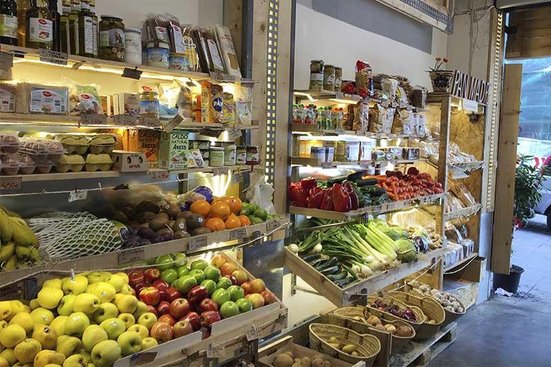 Tienda ecologica La Huerta de Almeria