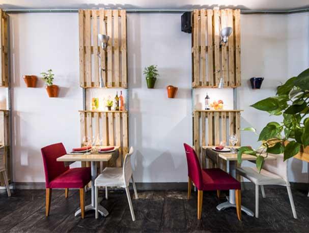 Comedor Restaurante Oceanika