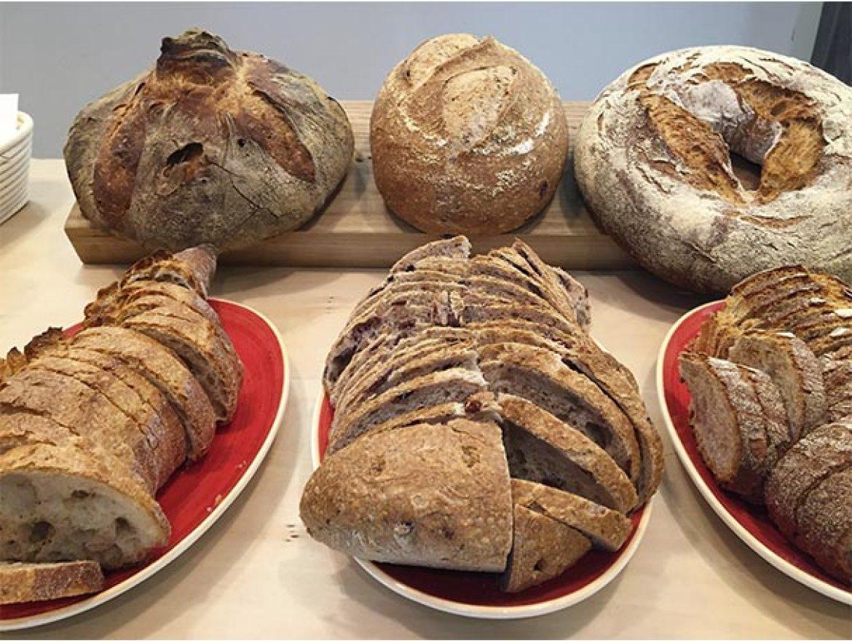 Panaderia Panod degustacion de pan