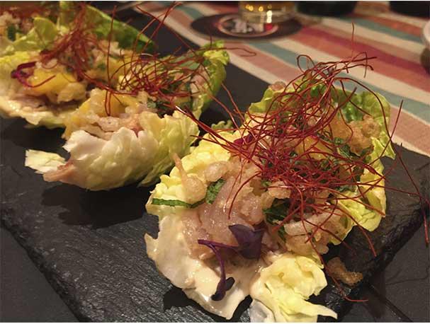 Restaurante Morgana Madrid