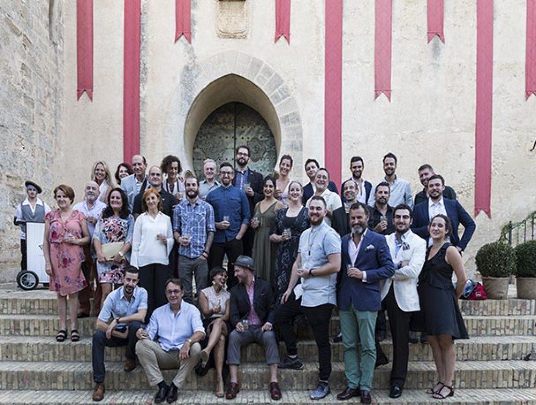 Bartenders americanos Concurso de cocteleria vinos de Jerez Bodegas Lustau