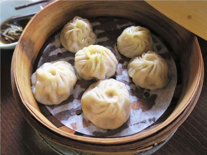 Dumplings Restaurante Shanghai Mama