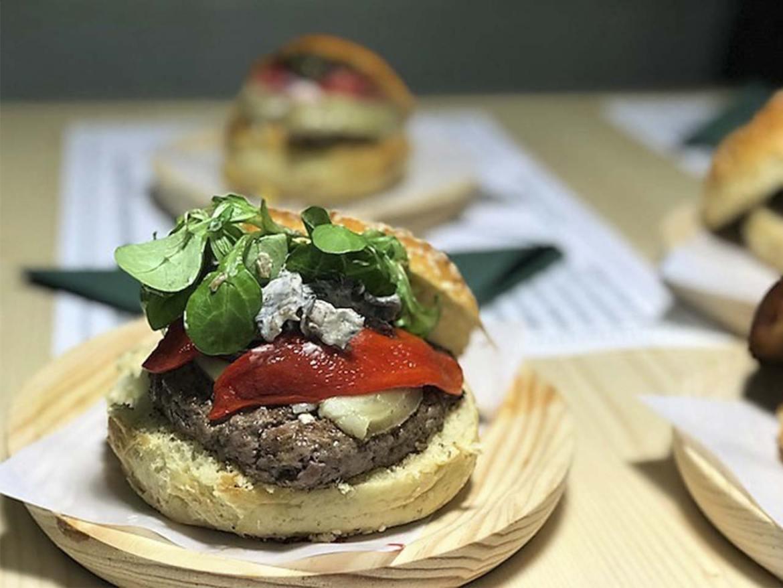 Galeguesa hambuguesa gallega hamburguesas Nuevas en Madrid