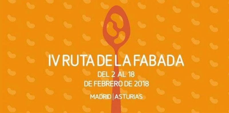 IV Ruta de la Fabada 2018 2 al 18 de febrero