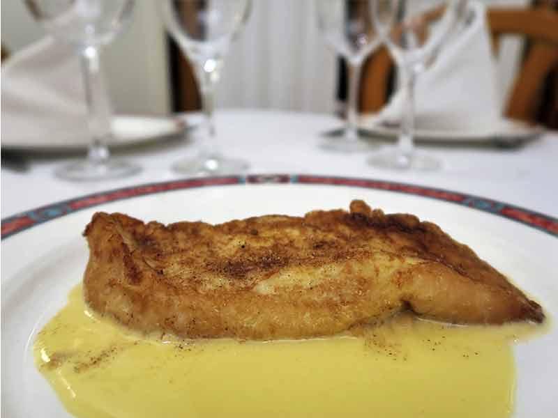 Las Mejores Torrijas de Madrid de 2018 Restaurante Oxn