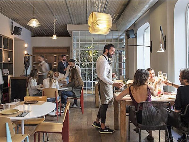 Bar Tomate Madrid