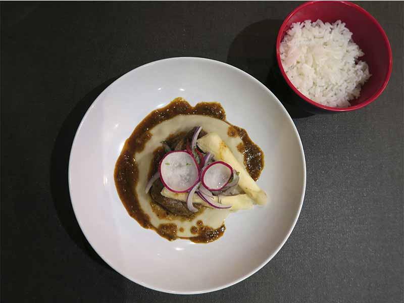 Restaurante Callao 24 Seco de cordero