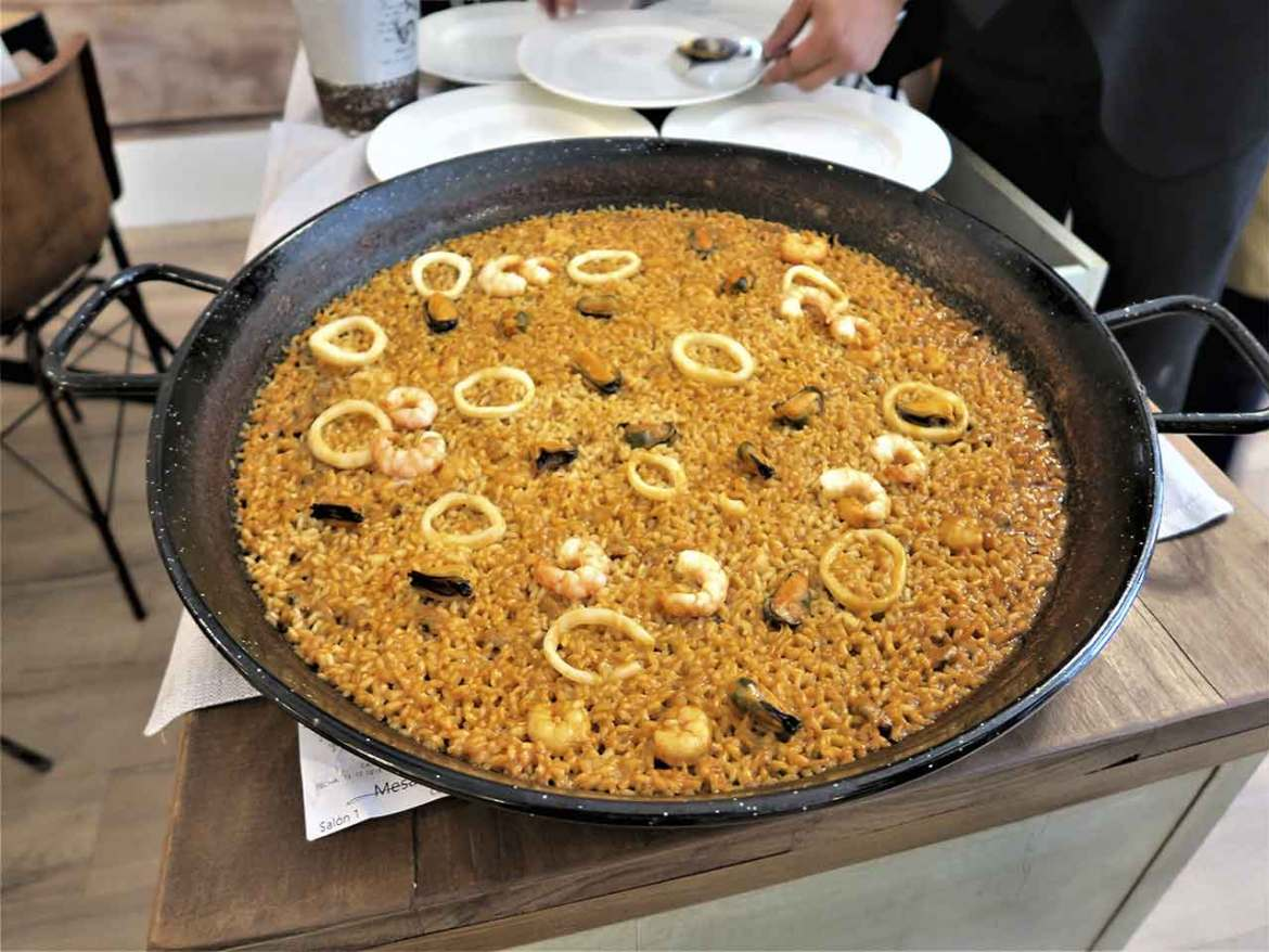 Restaurante Arroces Ten Arroz del señoret