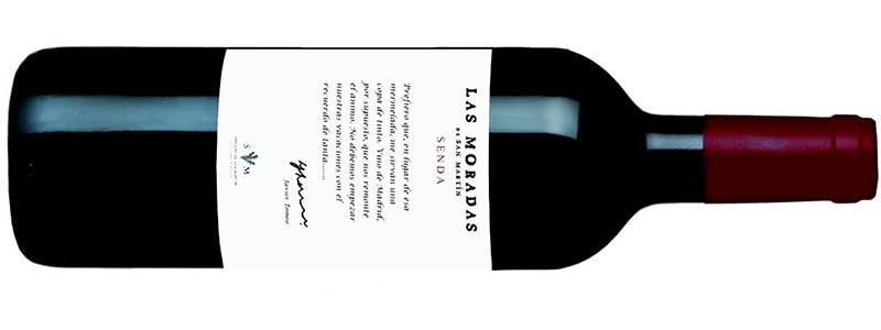 Mejores vinos de Madrid Las Moradas