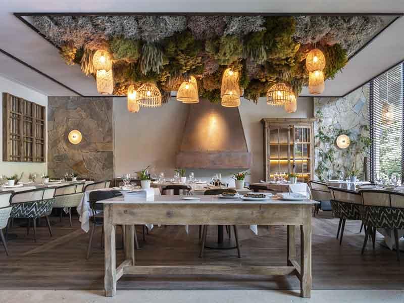 Nochevieja 2018 Madrid restaurante Carbon Negro