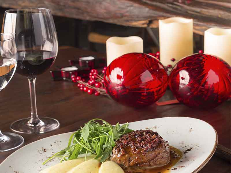 Nochevieja 2018 Madrid restaurante Rubaiyat