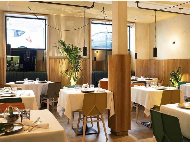 Restaurante Salino, la nueva apertura en el Retiro | Hermanos Aparicio