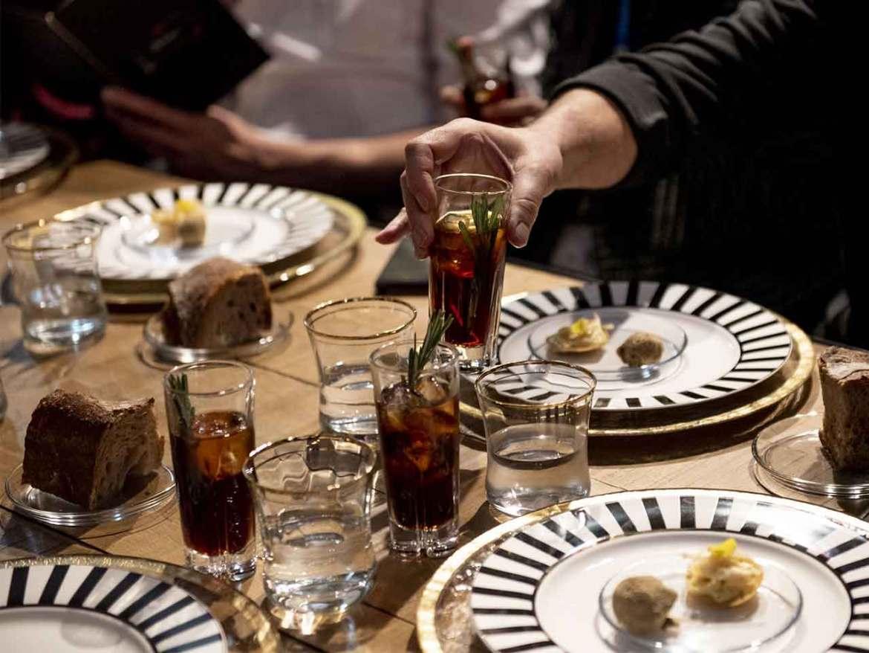 Pernod Ricard Artisian Selection Maridaje Mario Sandoval Diego Cabrera