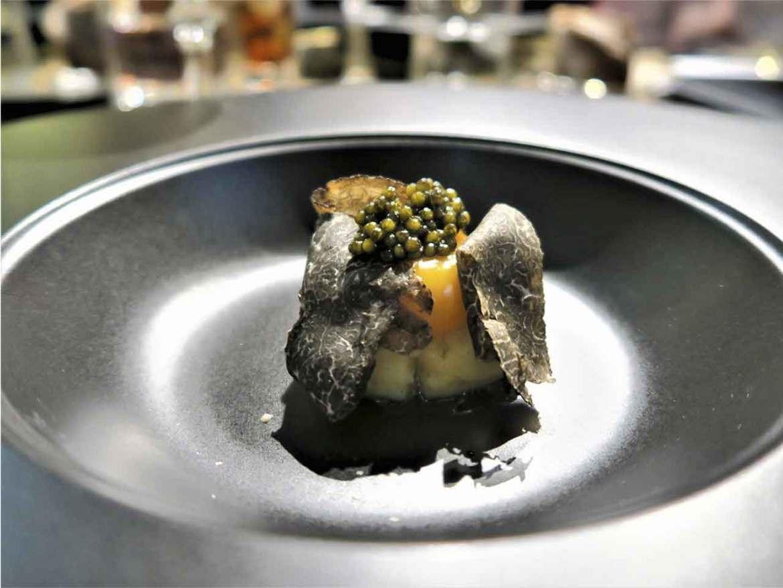 Pernod Ricard Artisian Selection Presidente de patata y huevo corral Mario Sandoval