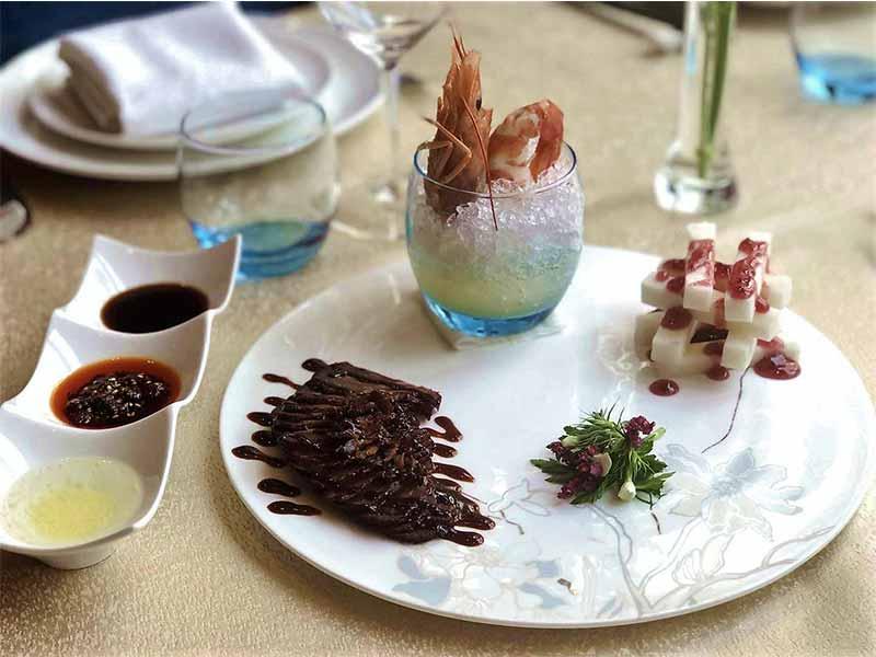 Restaurante chino El Bund Aperitivos