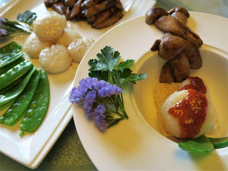 Restaurante chino El Bund Vieiras