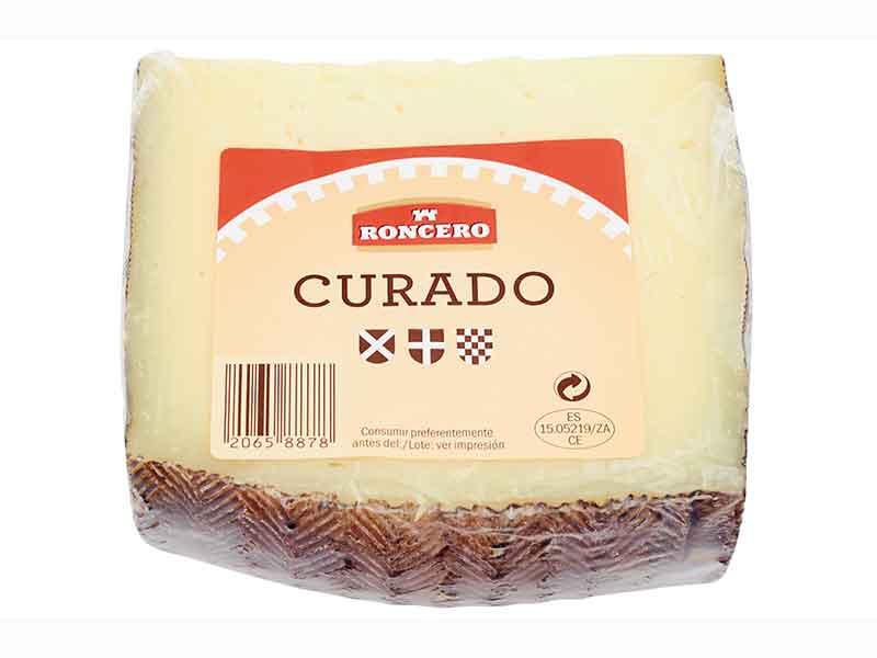 Tres mejores quesos del mundo Lidl queso Roncero Curado
