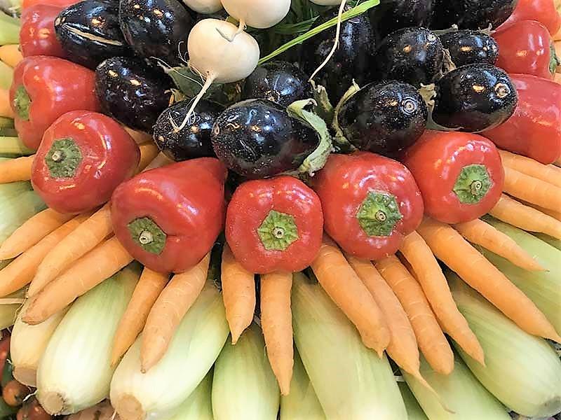 Fiesta de las verduras de Tudela Bodegon