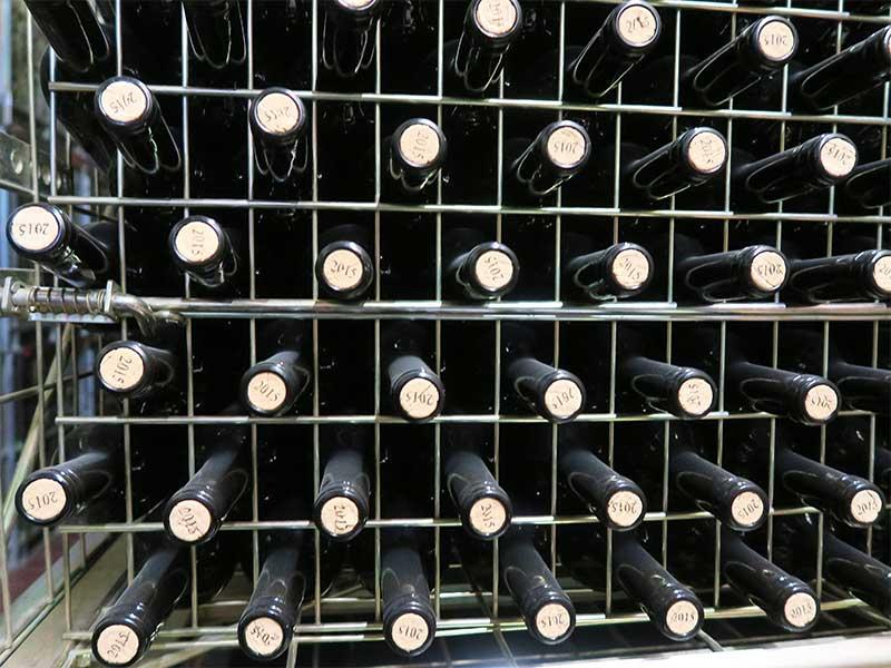 Vinos sin alcohol bodega