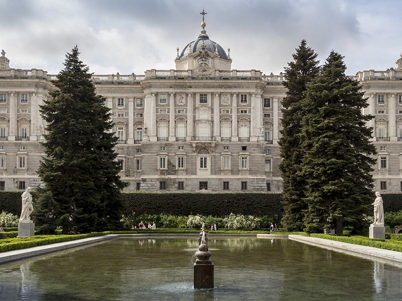 Comer Cerca Del Palacio Real De Madrid Mejores Restaurantes