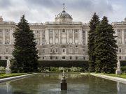 Comer cerca del Palacio Real de Madrid