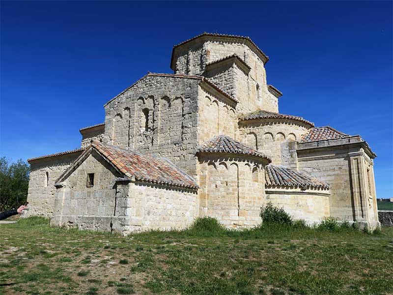 Ermita romanica de la Anunciada Valaldolid