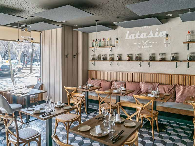 Latasia casa de comidas Madrid