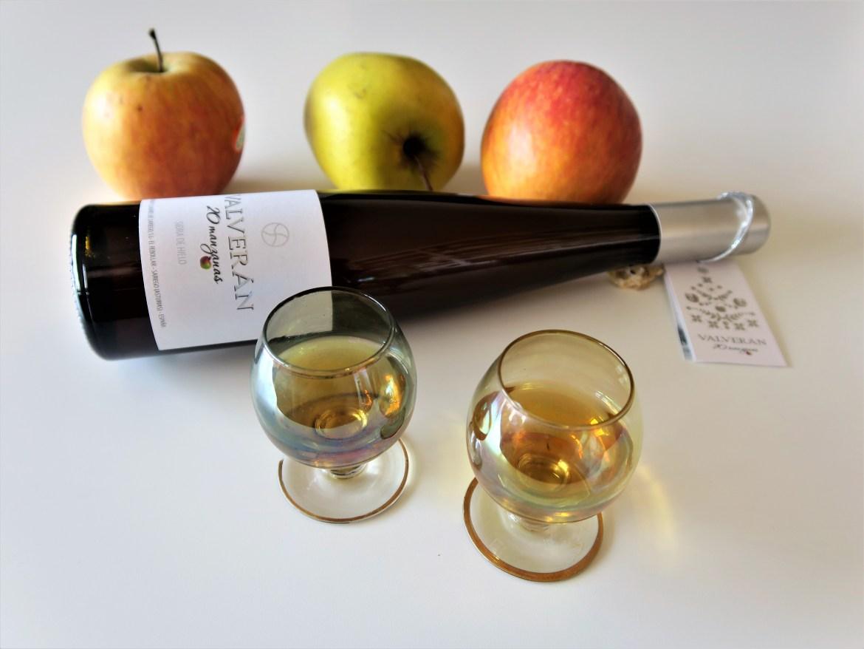 Sidra de hielo Valveran 20 manzanas