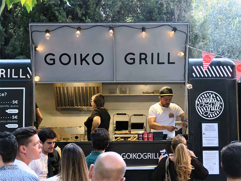MadrEAT Goiko Grill